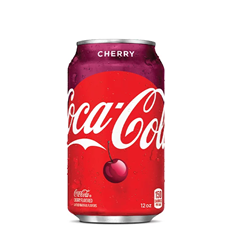 USA COCA COLA CHERRY 355ml (12 PACK)
