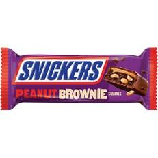 USA SNICKERS PEANUT BROWNIE 34g