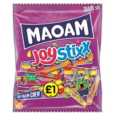 HARIBO £1 MAOAM JOYSTIXX