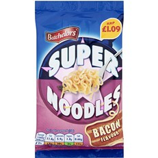 SUPERNOODLES BACON PM £1.09