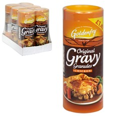 GOLDEN FRY GRAVY GRANULES CHICKEN PM £1.49