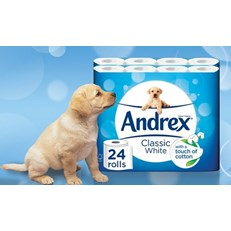 ANDREX CLASSIC 24PACK 1 CASE LIMIT
