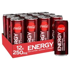 COKE NO SUGAR ENERGY £1.19