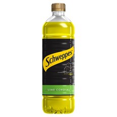 SCHWEPPES CORDIAL LIME