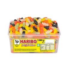 HARIBO TUBS 1p JELLY BABIES