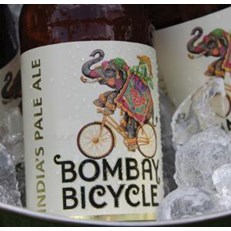 **BOMBAY BICYCLE IPA