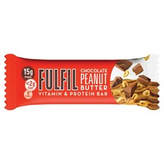 FULFIL PROTEIN BARS CHOCOLATE PEANUT BUTTER 40g (15 PACK)