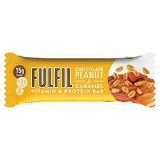 FULFIL PROTEIN BAR CHOCOLATE PEANUT & CARAMEL 40g (15 PACK)