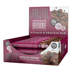 FULFIL PROTEIN BAR CHOCOLATE BROWNIE 55g (15 PACK)