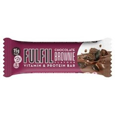 FULFIL PROTEIN BARS CHOCOLATE BROWNIE 40g (15 PACK)