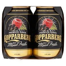KOPPARBERG MIXED FRUIT 6PK CANS