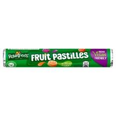 ROWNTREES FRUIT PASTILLES 52.5g (32 PACK)