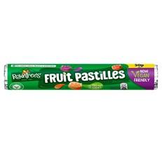 FRUIT PASTILLES 52.5g 50p (32 PACK)