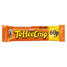 TOFFEE CRISP 38g 60p (24 PACK)