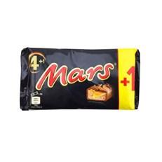MARS  4+1 MULTIPACK 225g (5 PACK)