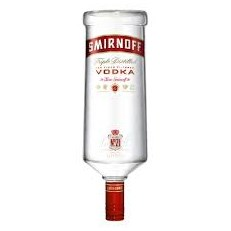 SMIRNOFF VODKA SINGLE BOTTLE 1.5L