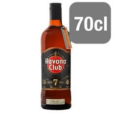 HAVANA CLUB 7YO BOTTLE