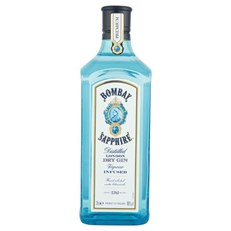 BOMBAY SAPHIRE GIN SINGLE BOTTLE