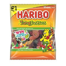 HARIBO £1 BAGS TANGFASTICS