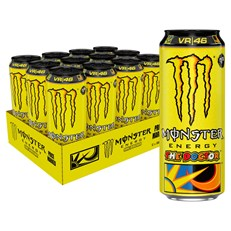 MONSTER ENERGY DRINK THE DOCTOR £1.39 500ml 12 CANS