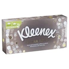 KLEENEX ULTRASOFT BOX TISSUES