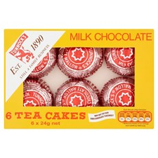 *TUNNOCKS TEA CAKES 6PACK
