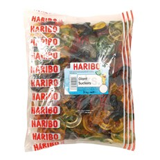 HARIBO BULK GIANT SUCKERS