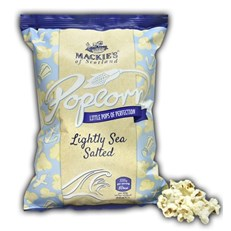 MACKIES LIGHTLY SALTED POPCORN