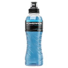POWERADE BERRY & TROPICAL SPORTS ENERGY DRINK 500ml 95p (12 PACK)