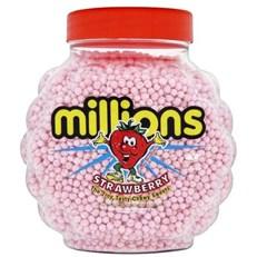 MILLIONS STRAWBERRY JAR  2.27kg