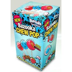 BAZOOKA CHEW POP