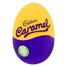 CADBURYS CARAMEL EASTER EGGS (48 PACK)