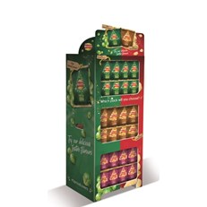 WALKERS 3 CASE CHRISTMAS STACKER