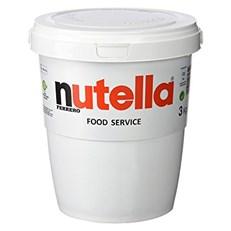 NUTELLA 3KG HAZELNUT SPREAD