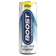 BOOST ENERGY 49P SUGAR FREE