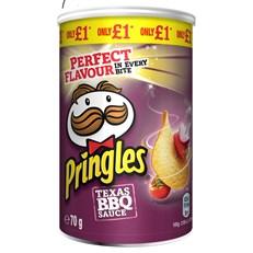PRINGLES £1 BBQ