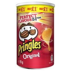 PRINGLES £1 ORIGINAL