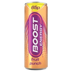 BOOST ENERGY 49P PUNCH POWER
