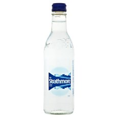 STRATHMORE £5.99 STILL GLASS 330ML