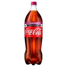 COCA COLA ZERO SUGAR CHERRY 1.75 Litre £1.75 (6 PACK)