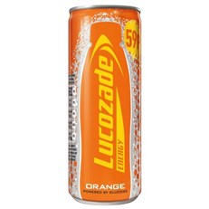LUCOZADE 59P ENERGY ORANGE