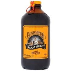 BUNDABERG ROOT BEER 375ml GLASS BOTTLES (12 PACK)