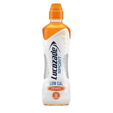 LUCOZADE SPORT ORANGE LOW CAL