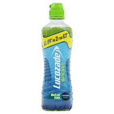 LUCOZADE SPORT BRAZILLIAN GUAVA £1.09 2 FOR £2