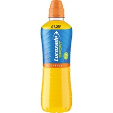 LUCOZADE SPORT £1.19/2FOR£2.20 ORANGE