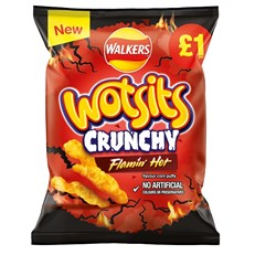 WALKERS CHICKEN TACKLE MASALA 65g £1 (15 PACK) LIMITED EDITION