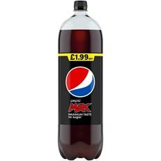 PEPSI MAX 2 Litre £1.99 (6 PACK)