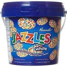 JAZZLES WHITE TUBS 300g