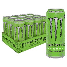 MONSTER ENERGY DRINK ULTRA PARADISE £1.29 500ml 12 CANS