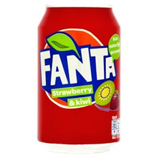 EU FANTA STRAWBERRY & KIWI CANS